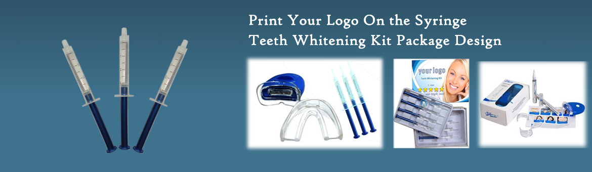 Teeth Whitening Gel / Kit