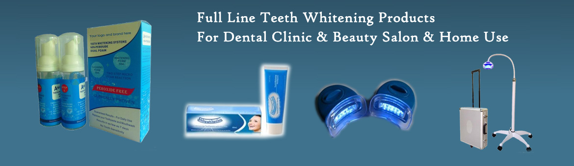 One-Stop Teeth Whitening Solutions